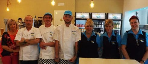 Our Plaice Staff