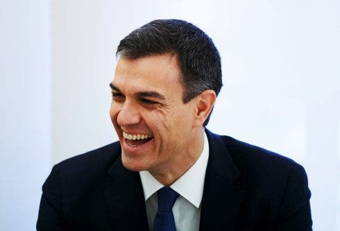 Pedro Sanchez Pm