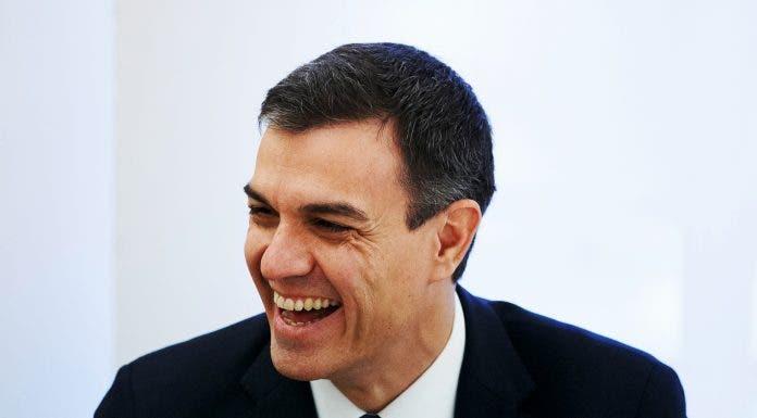 Pedro Sanchez Pm