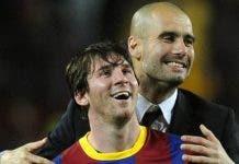 Pep Lionel Messi