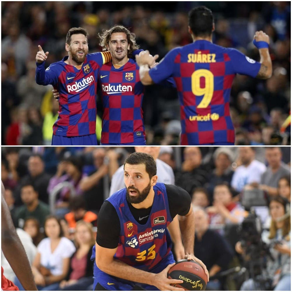 Barcelona Football And Basketball Players May Experience Pay Cuts As Coronavirus Is Hurting The Club S Revenues Olive Press News Spain