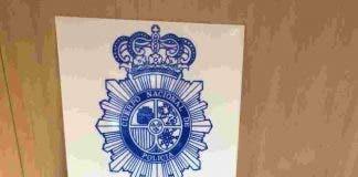 Policia Nacional Seize Items