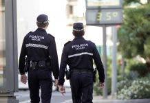 Uniformes De Invierno En La Policia Local