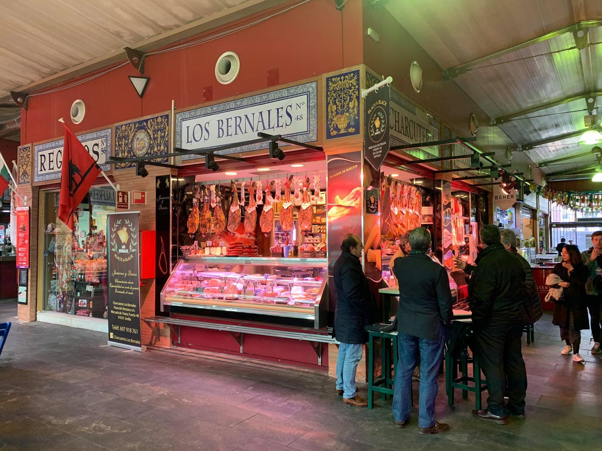 Triana Food Market 2