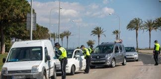Mallorca control point