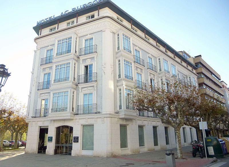 Burgos_ _hotel_ac_burgos