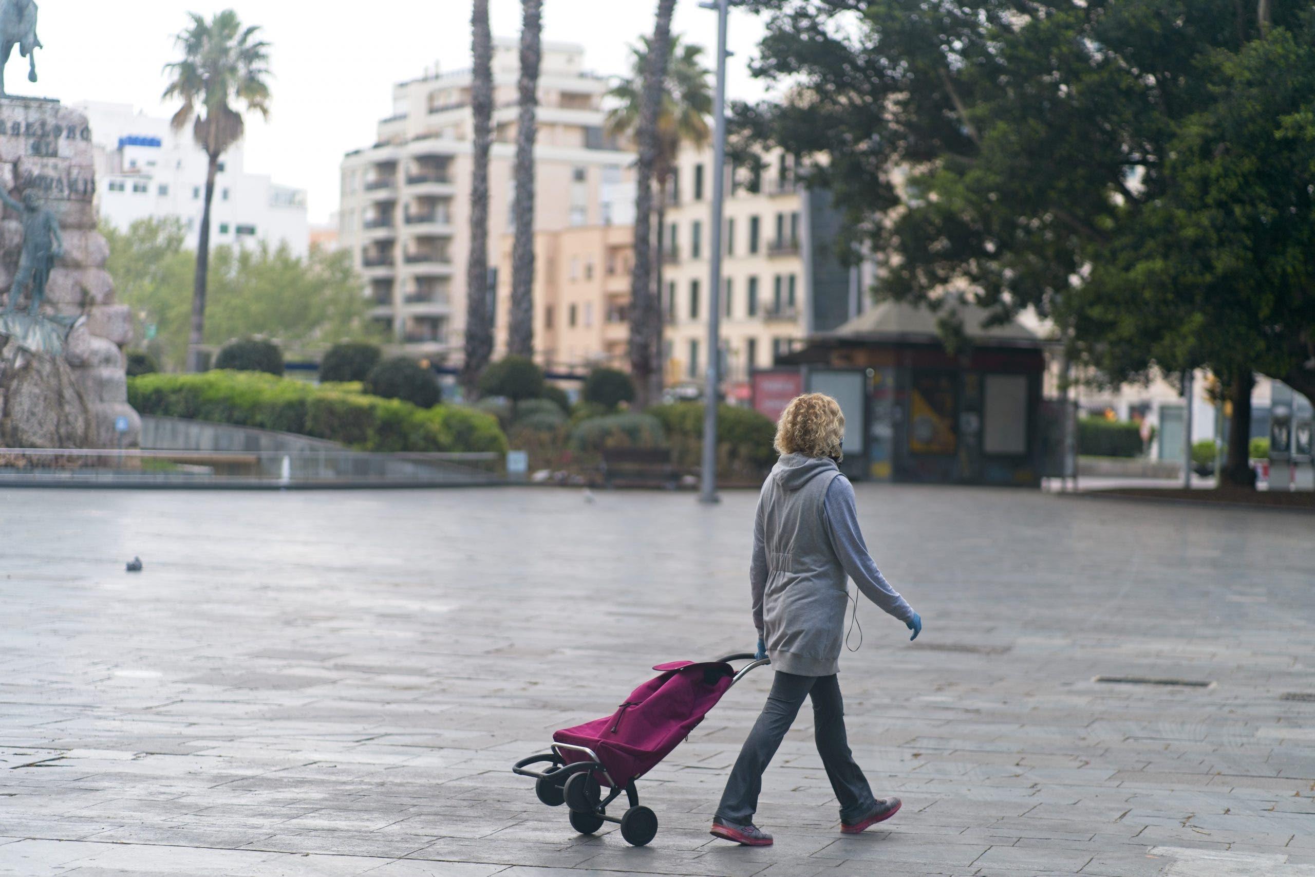 Placa Espanya Palma