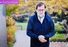 Exclusive La Sexta Image Shows Mariano Rajoy On The Street Doing Excercise Skipping Confinement Photo Credit La Sexta