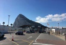 Gibraltar Border