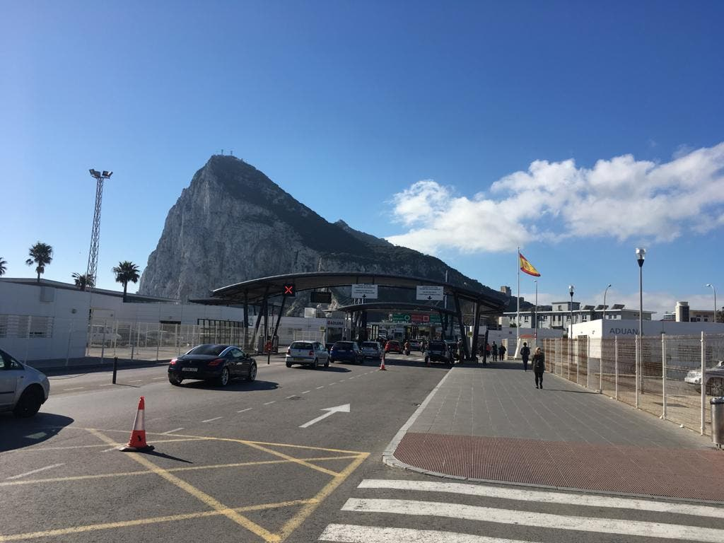 Gibraltar ups the tempo in its push for an open border with Spain – Olive Press News Spain