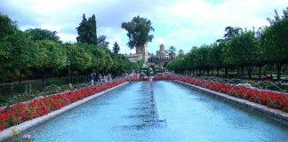 Jardines_alcazar_cordoba_ _panoramio