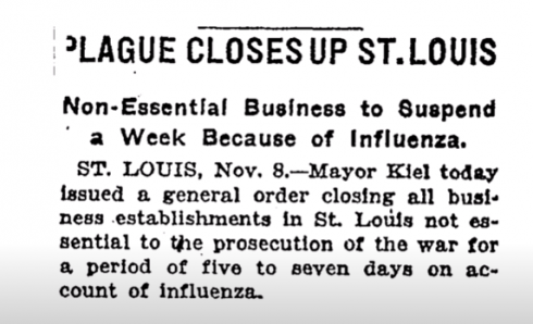 New York Times Nov 9 1918