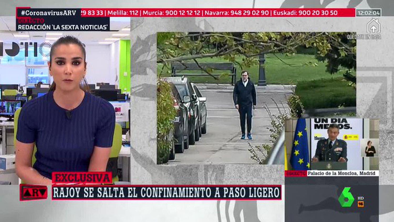 Rajoy Credit La Sexta