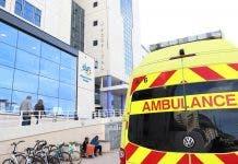 Ambulance Gibraltar