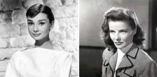 Audrey And Katharine Hepburn