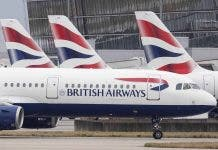 British Airways Pilots Strike Over Pay