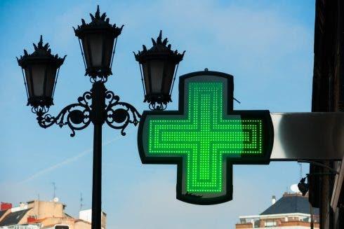 Farmacia Sign