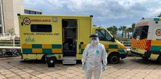 Gha Ambulance