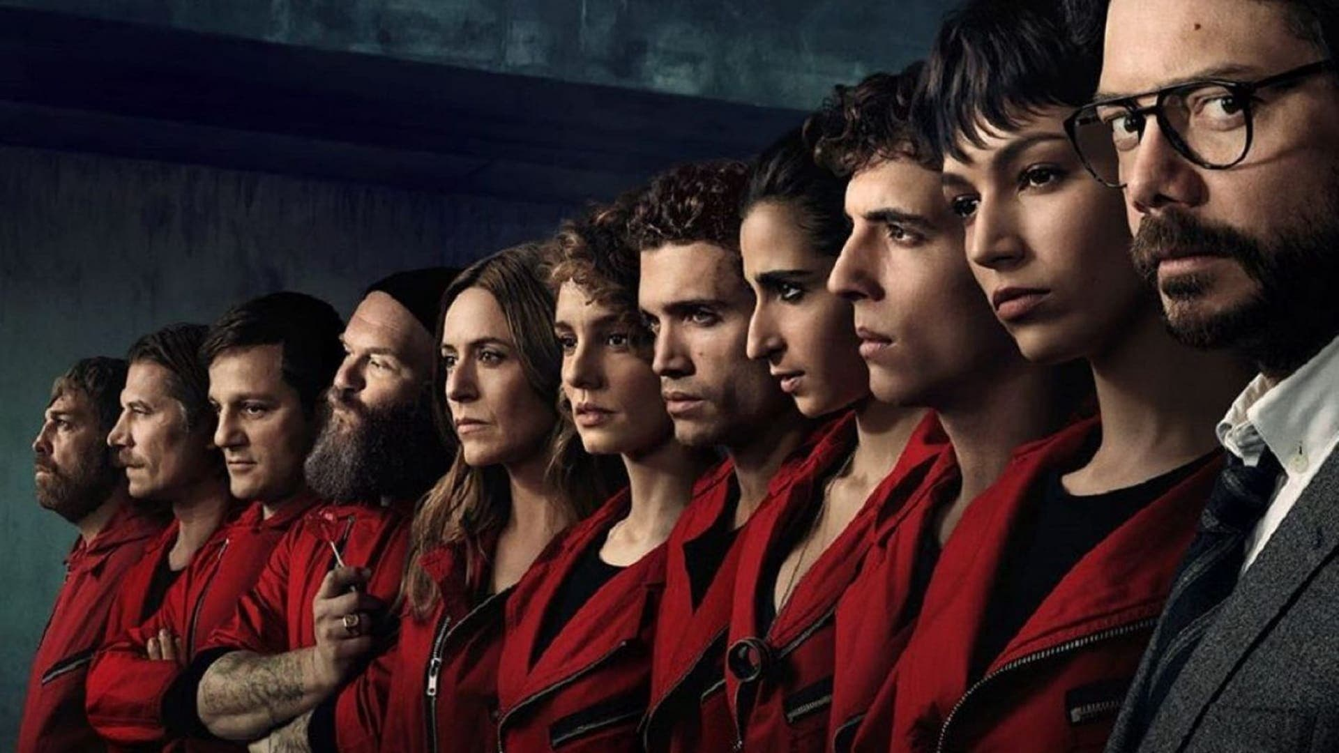 Spain's La Casa de Papel season four is available on Netflix today ...