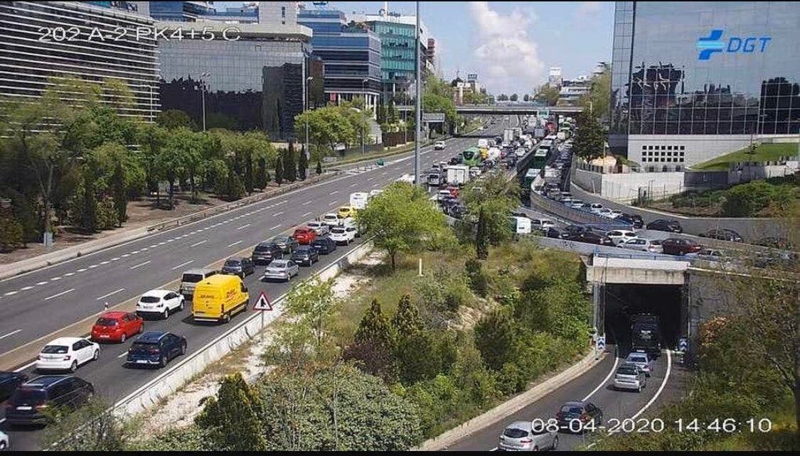 Madrid Traffic
