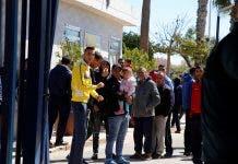 Centro De Estancia Temporal De Inmigrantes Prepara El Traslado A La Pen Nsula