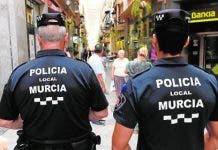 Policia Murcia