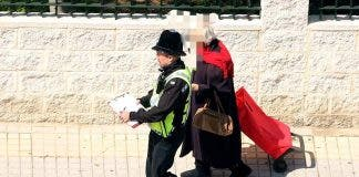 Policing Grannies