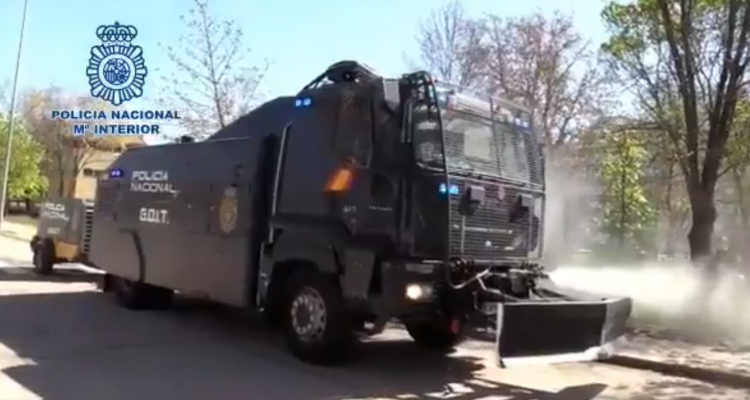 Water Cannon 2