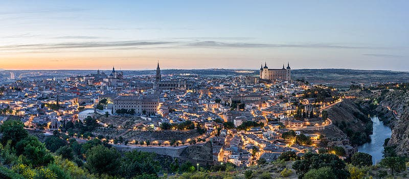 1_toledo_spain_evening_sunset_2014_ As Seen From Parador