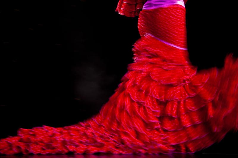 800px Flamenco_moves_and_dancers_traditional_costumes_spain