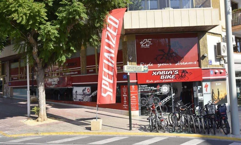 Xabias Bike Leading Bicycle Stores In Javea Moraira And Jalon