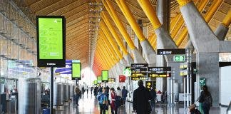 Aena Stock Airport Image