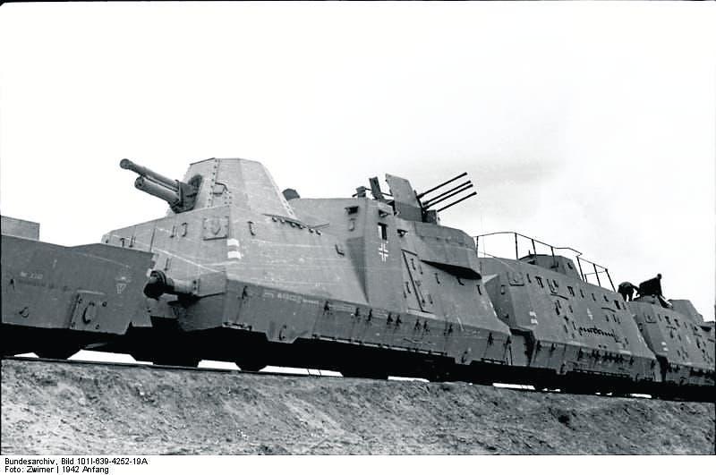 Armored Nazi Train