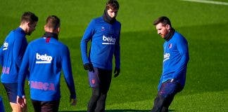 Barca Training