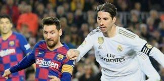 Barcelona And Real Madrid