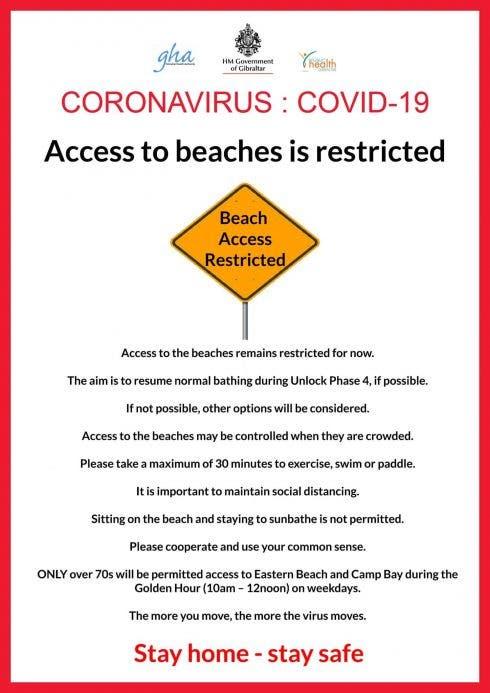 Beach Ban