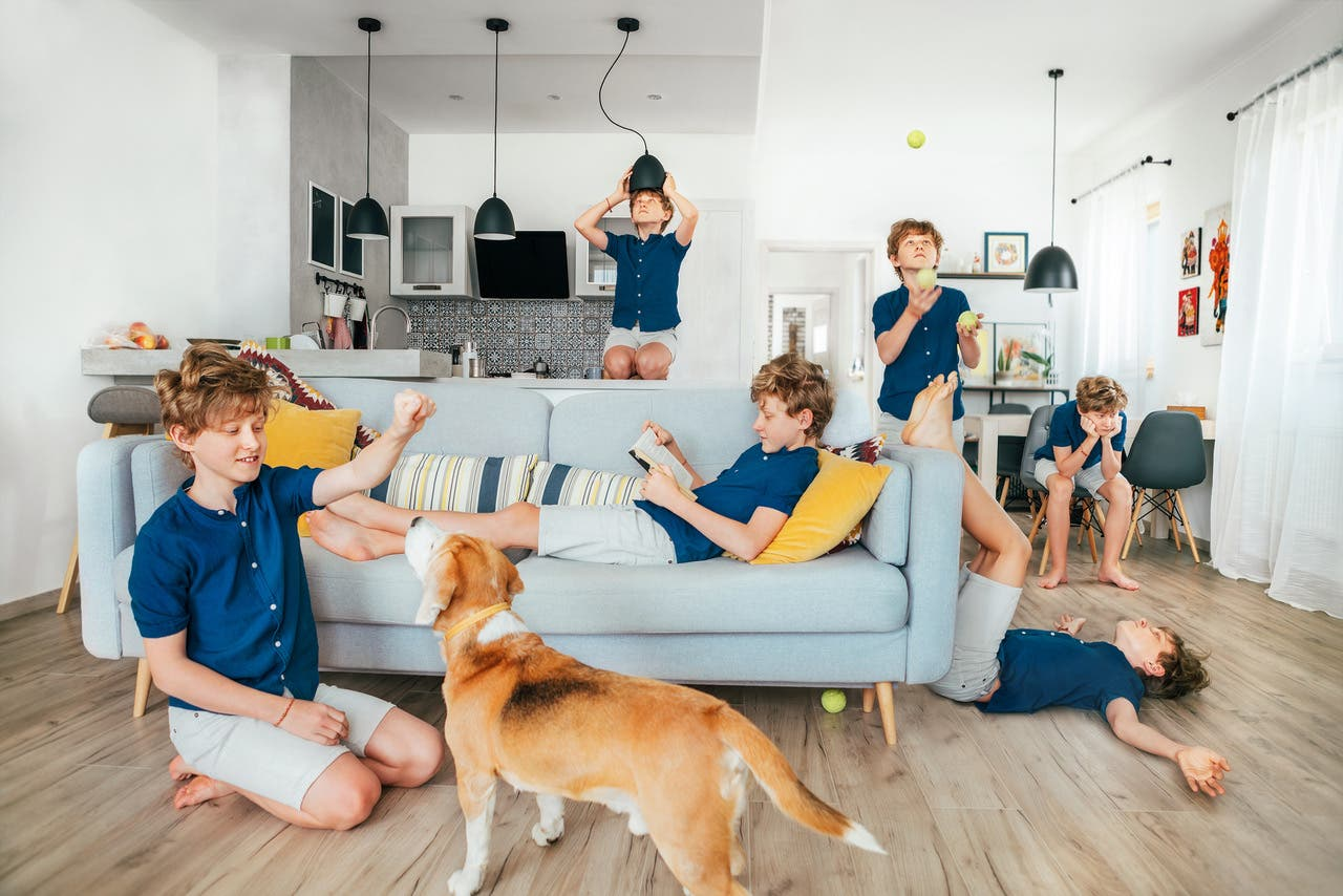 ASK GRANNY: Stuck at Home? What to Do When the Grandkids Say