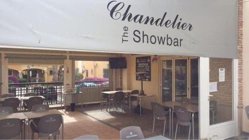 Chandalier 2