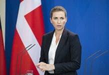 Chancellor Angela Merkel Meets Danish Prime Minister Mette Frederiksen