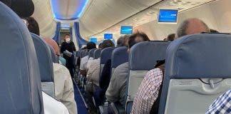 Madrid Palma Flight