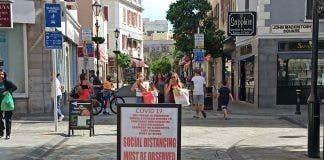 Main Street Restrictions
