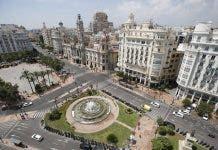 Plaza Ayuntamiento Valencia Js Ku0c U90354119797zmf 1248x770 Las Provincias