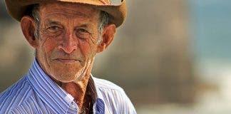 Spain Old Man