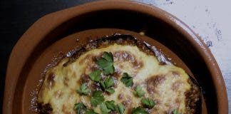 Stuffed Aubergine B