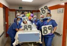 89 Days Hospital