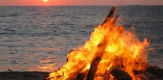 Beach Bonfires Banned Next Week