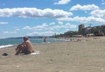 Beach Estepona Costa Del Sol