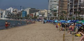 Benidorm Beach C