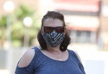 Benidorm Woman Mask 2