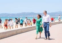 mallorca royal visit